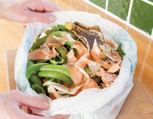 Отходы пригодные для компостирования