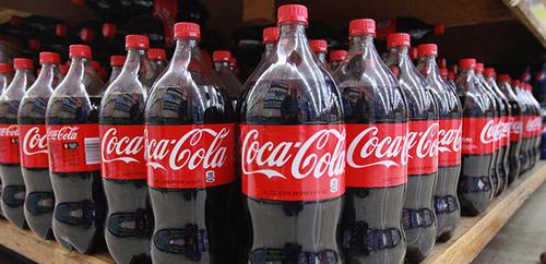 Кока-кола в огороде