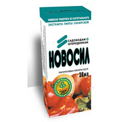 Биопрепараты Новосил