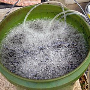 как сделать компостный чай