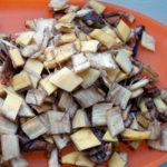 удобрение из банановых шкурок