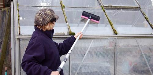 Обработка и подготовка теплицы к зиме